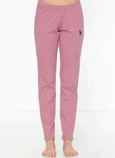 U.S. Polo Assn. Pijama altı Pembe